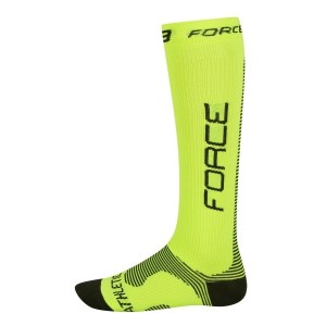 Carape Force Athletic Pro Comp Zuto Crne sifra-901053 cijena-15,00KM